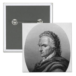 Vittorio Alfieri, 1846 Pinback Button