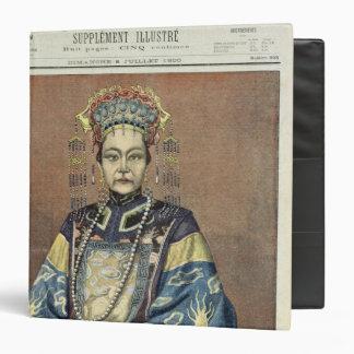 Viuda de emperatriz Tz'U-Hsi de China