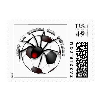 Viuda del fútbol - Viuda del Futbol Sello