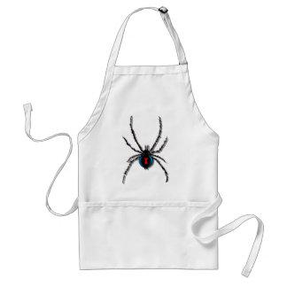 Viuda negra SpiderApron Delantal