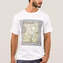 VIV21 Word 2 Cherish.tif T-Shirt