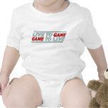 Viva al juego traje de bebé