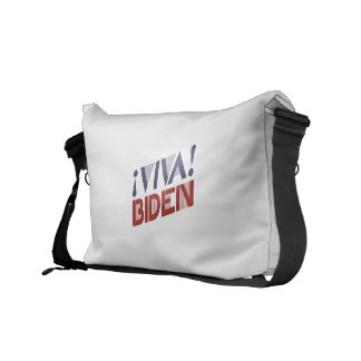 VIVA BIDEN -.png Courier Bag