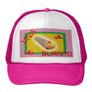 VIVA BURRITO TRUCKER HAT