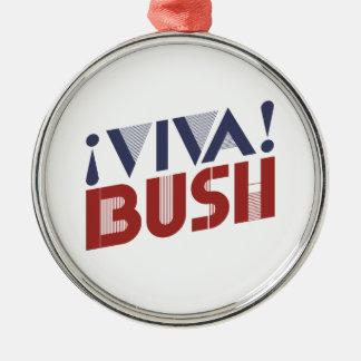VIVA BUSH -.png Ornament