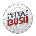 VIVA BUSH - .PNG TABLERO DE DARDOS