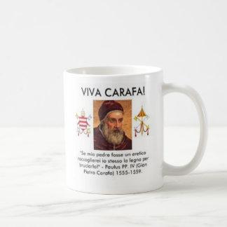 ¡Viva Carafa Taza