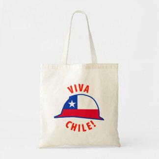 Viva Chile! Budget Tote Bag