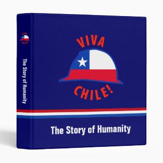 Viva Chile! Binder