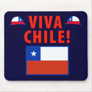Viva Chile! Mouse Pad