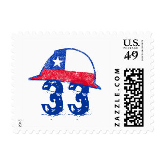 Viva Chile Postage Stamp