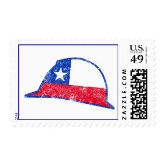 Viva Chile Stamp