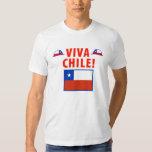 Viva Chile! T-shirts