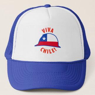 Viva Chile! Trucker Hat