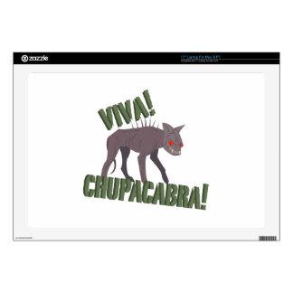 Viva! Chupacabra! Decals For Laptops