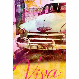 Viva Cuba Cutout