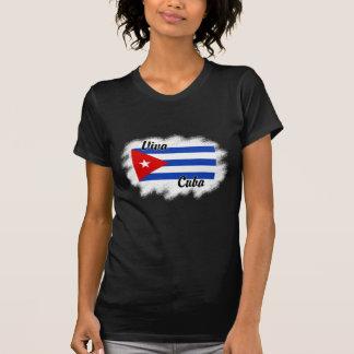Viva Cuba Camisetas