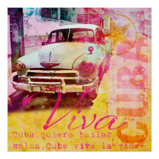 Viva Cuba Póster