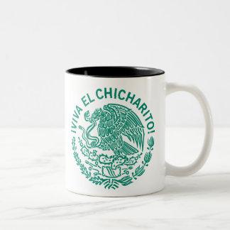 Viva El Chicharito Two-Tone Coffee Mug
