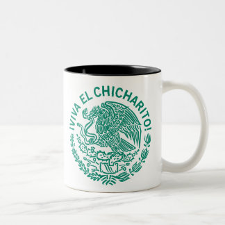 Viva El Chicharito Two-Tone Coffee Mug