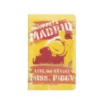 ¡Viva en etapa! Srta. Piggy Cuadernos