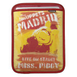 ¡Viva en etapa! Srta. Piggy Funda Para iPads
