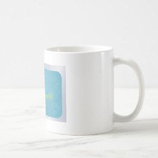 Viva en la taza de café del HIJO