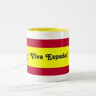 Viva España! 2010 Two-Tone Coffee Mug