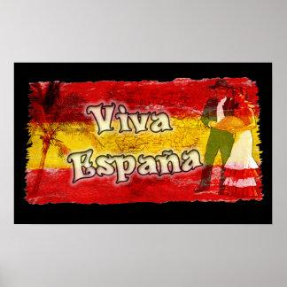 Viva España Posters