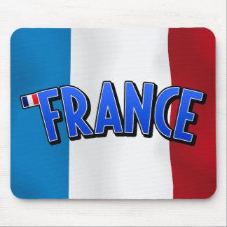 ¡Viva Francia! Mousepads
