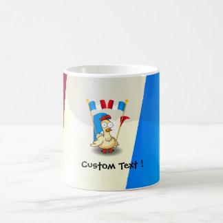 Viva! French Hen Coffee Mug