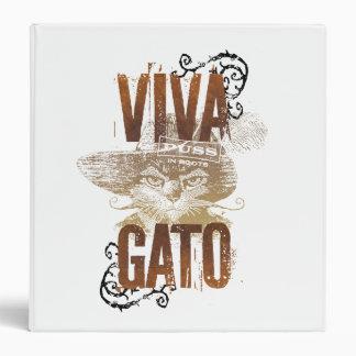 """Viva Gato 2 Carpeta 1 1/2"""""""
