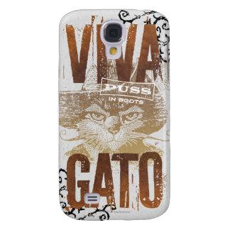Viva Gato 2 Galaxy S4 Cover