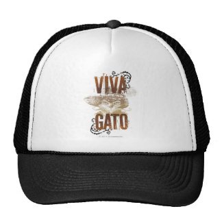 Viva Gato 2 Mesh Hats