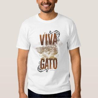 Viva Gato 2 Playeras