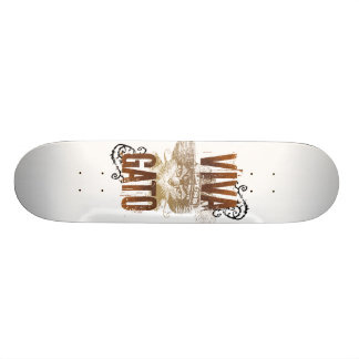 Viva Gato 2 Skate Board Deck