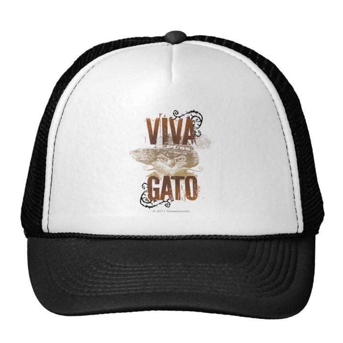 Viva Gato 2 Trucker Hat
