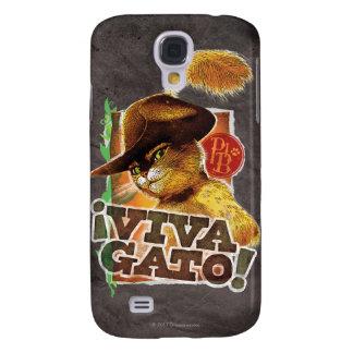¡Viva Gato! Carcasa Para Galaxy S4