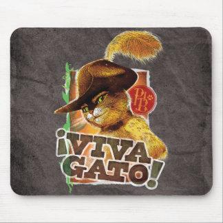 Viva Gato! Mouse Pad