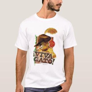 ¡Viva Gato! Playera