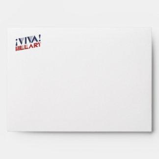 VIVA HILLARY -.png Envelope