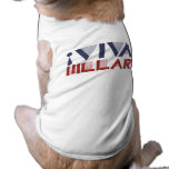 VIVA HILLARY -.png Pet Clothes