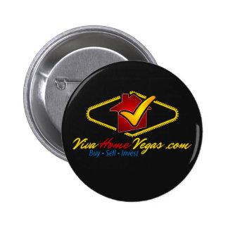 Viva Home Vegas (logo) Button