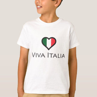Viva Italia - Italian Pride T-Shirt