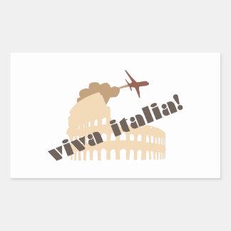 Viva Italia Rectangular Altavoz