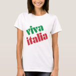 Viva Italia Playera