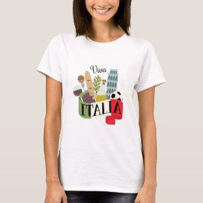 Viva Italia T-Shirt
