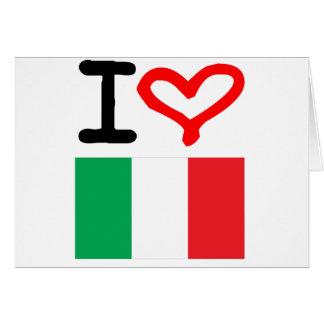 ¡Viva Italia! Tarjetón