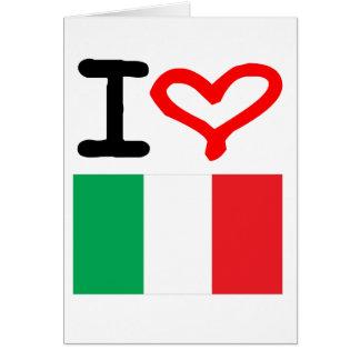 ¡Viva Italia! Felicitacion