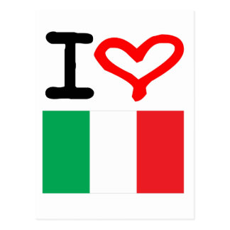 ¡Viva Italia! Tarjeta Postal